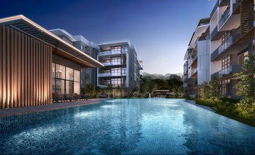 Phoenix-residences-night-pool